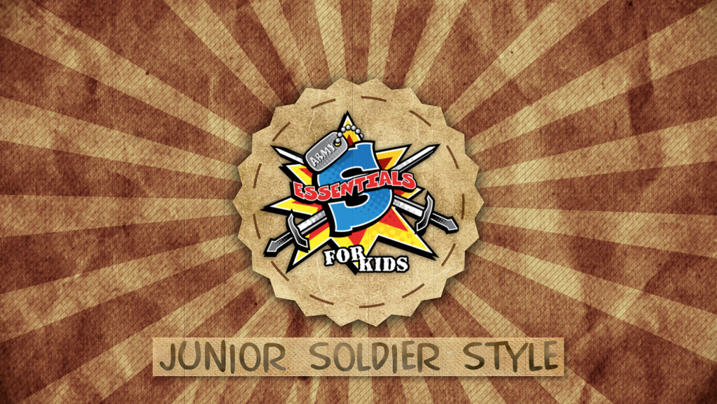 Junior Soldier Style