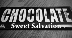 Evangelistic Chocolate Design