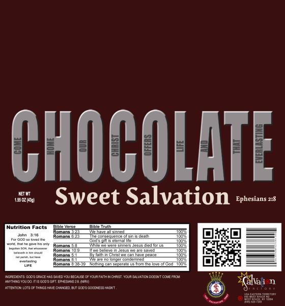 Chocolate Bar 1.55oz