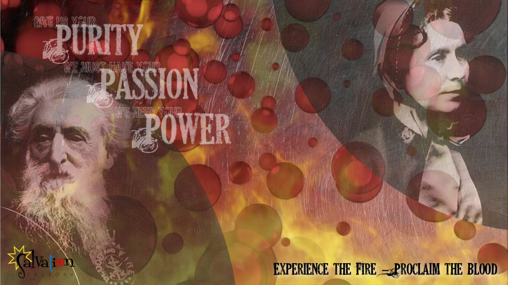 Experience the Fire - Proclaim the Blood