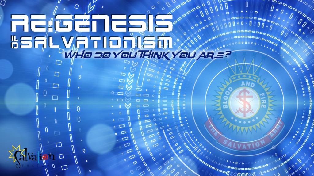 ReGenesis of Salvationism