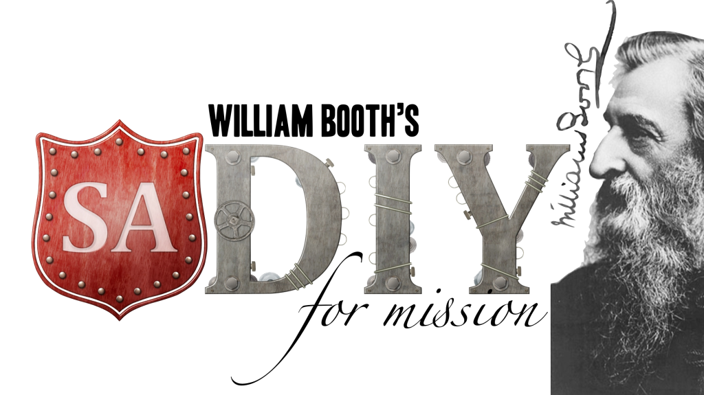 William Booth's DIY for Mission